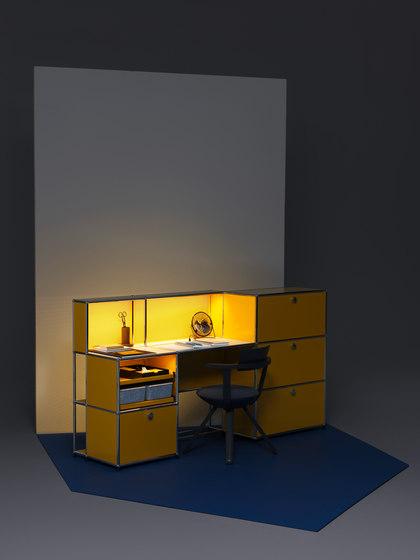 USM Haller E by USM | Desks