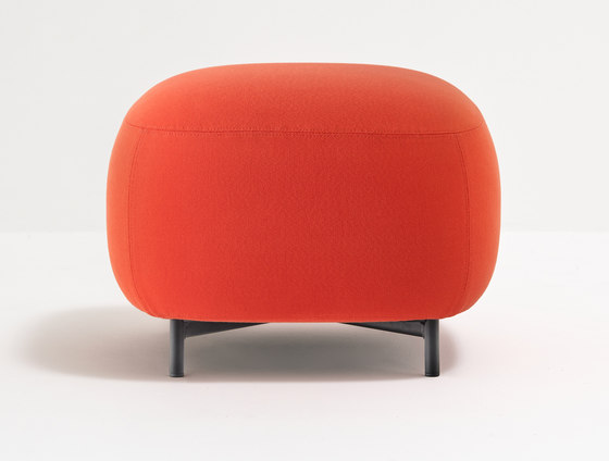 buddy pouf 210 poufs from pedrali architonic. Black Bedroom Furniture Sets. Home Design Ideas