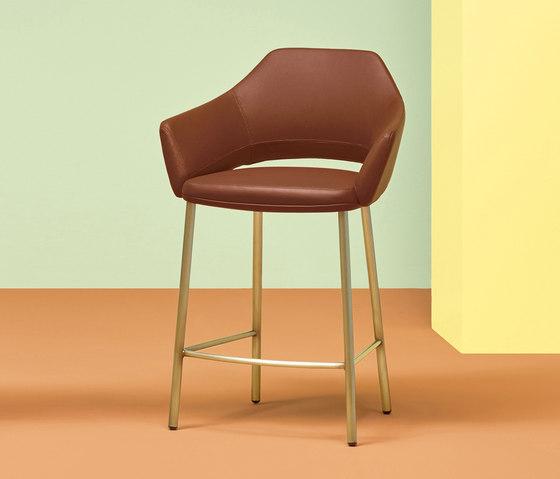 Vic barstool by PEDRALI | Bar stools