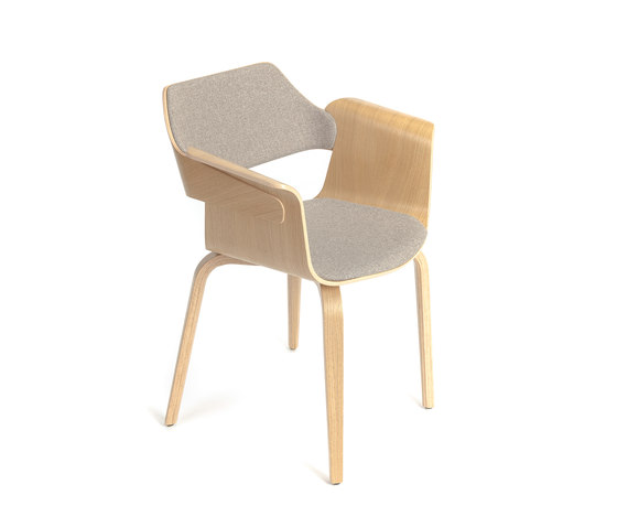 Flagship Arm chair by PlyDesign | Chairs