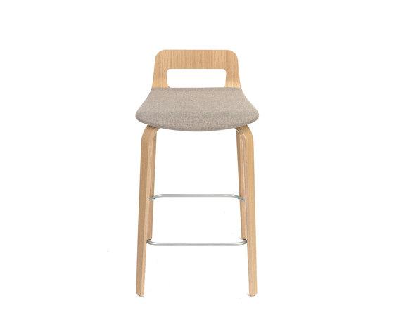 Korvet Barstool by PlyDesign | Bar stools