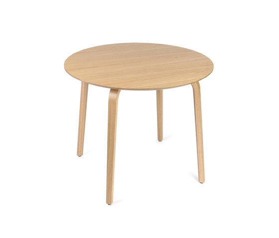 Mothership Tea table R900 von PlyDesign | Cafeteriatische
