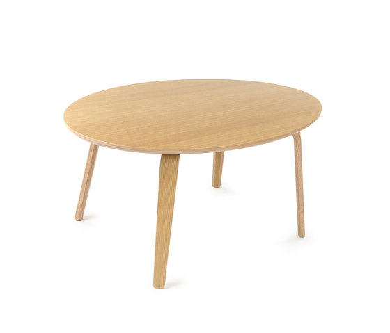 Submarine coffe table Oval by PlyDesign | Coffee tables