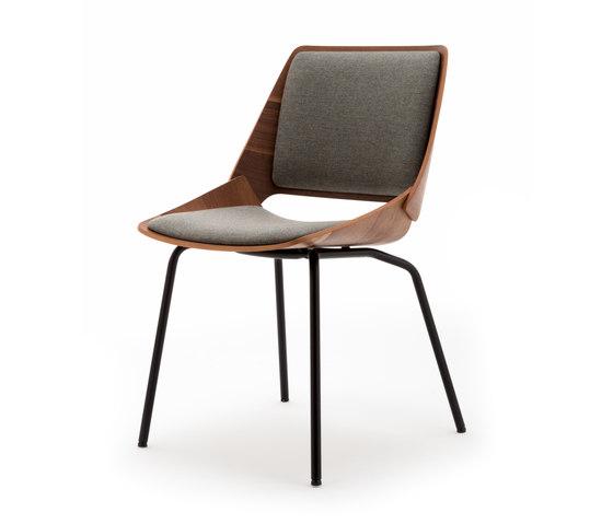 Rolf Benz 650 by Rolf Benz | Restaurant chairs