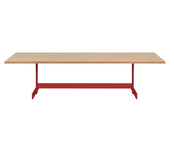 KAZIMIR de e15 | Dining tables