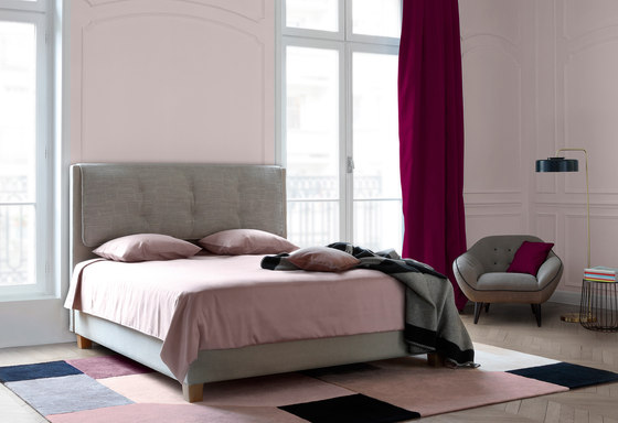 Sleeping Systems Collection Prestige | Headboard Cosy by Treca Paris | Bed headboards