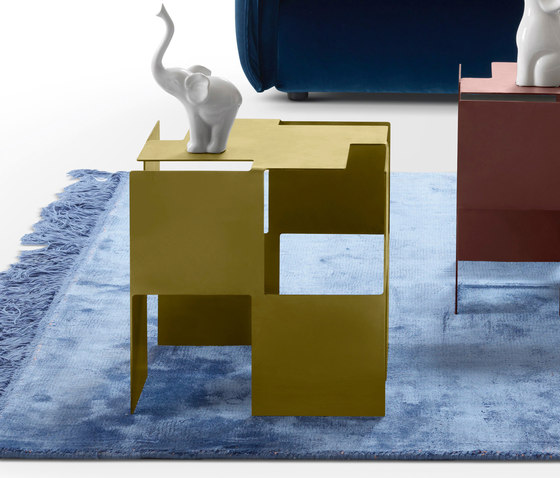Domino | Tavolino di My home collection | Comodini