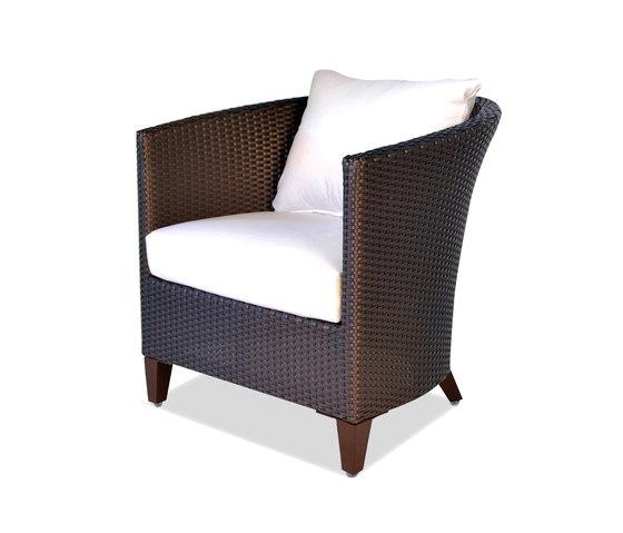 Corona Armchair de Kannoa | Sillones