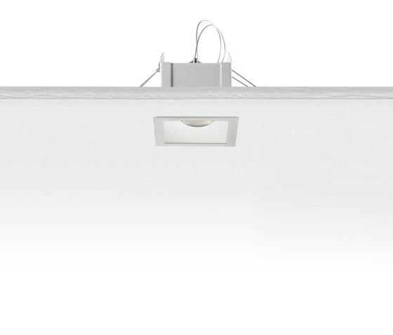 Easy quadro 12v by EGOLUCE | Recessed ceiling lights