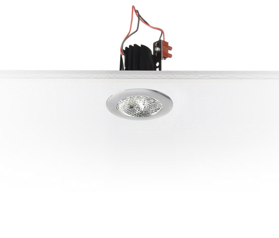 Geko power led by EGOLUCE | Recessed ceiling lights