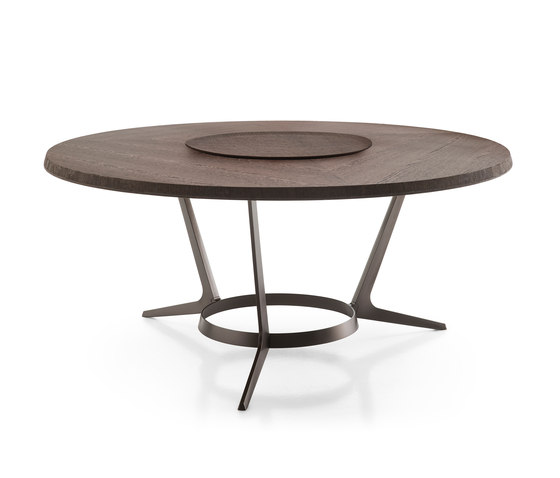 Astrum Round table by Maxalto | Restaurant tables