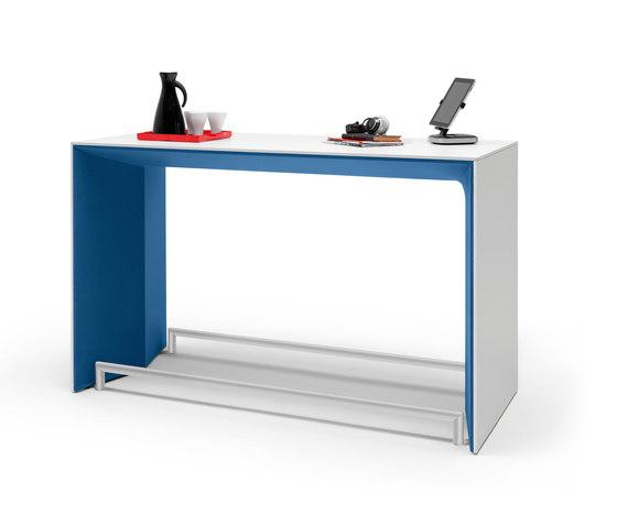 Winea Plus | Panelleg tabel de WINI Büromöbel | Mesas altas