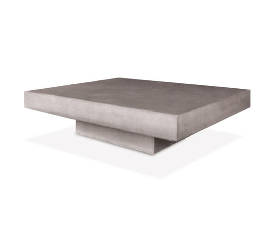 Urban Large Coffee Table von Kannoa | Couchtische