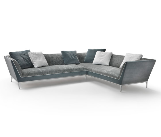 Mr. Wilde Sectional Sofa by Flexform Mood | Modular sofa systems