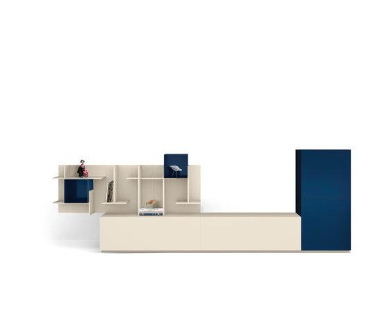 Settle | Wall system von My home collection | Wohnwände