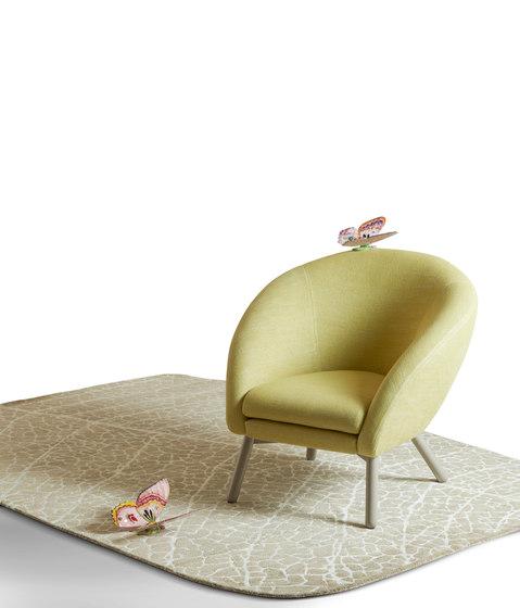 Ziggy | Armchair de My home collection | Sillones