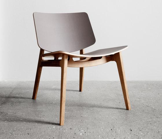 Freya Lounge von Magnus Olesen | Sessel