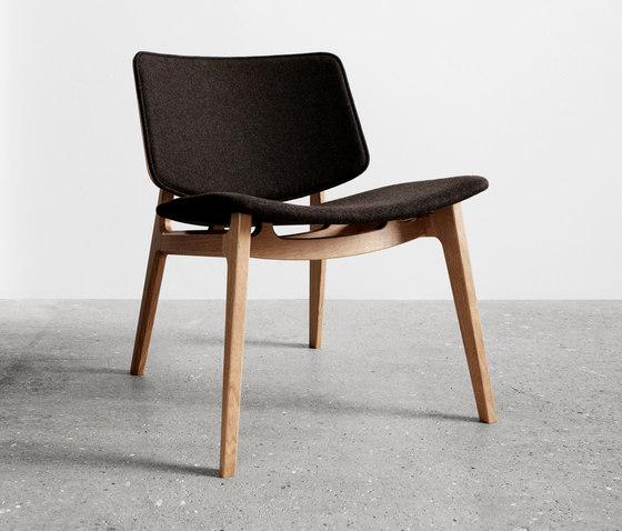 Freya Lounge de Magnus Olesen | Armchairs