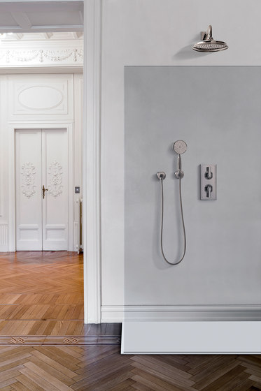 Finezza - Shower combination by Graff | Shower controls