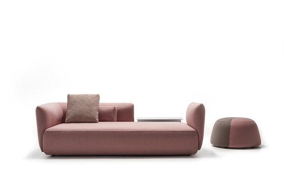 Cosy de MDF Italia | Sofás lounge