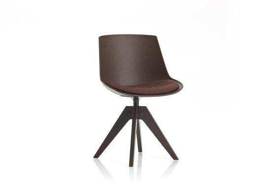 Flow Eco de MDF Italia | Chairs