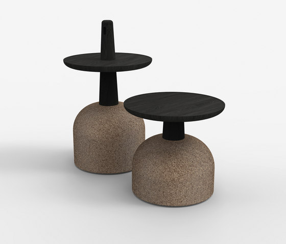 Assemblage by Bonaldo | Side tables
