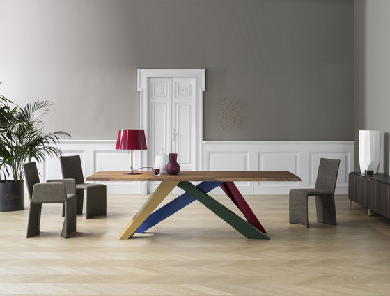 Big Table de Bonaldo | Tables de restaurant
