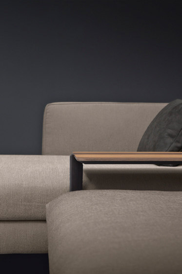 Tay Modular sofa by Flou | Modular seating systems