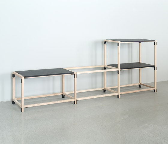 Sticks Shelving de FILD | Estantería