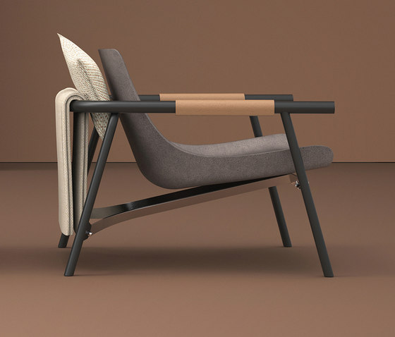 Eddy by Bonaldo | Lounge chairs