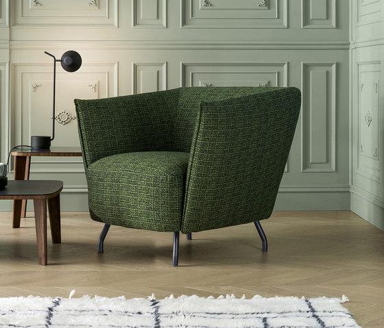 Arno by Bonaldo | Lounge chairs