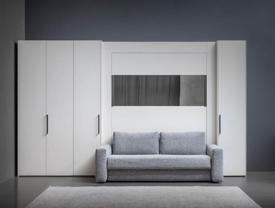PiazzaDuomo Wall unit by Flou | Cabinets