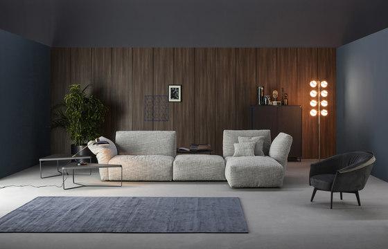 Cortina de Bonaldo   Sofás lounge