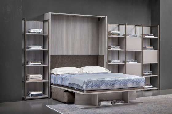 London Bridge Wall unit by Flou | Wall beds