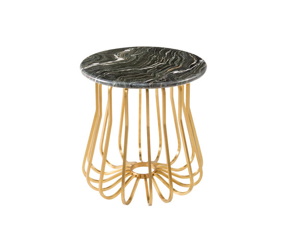 Rococo Side Tables by Martin Huxford Studio   Side tables