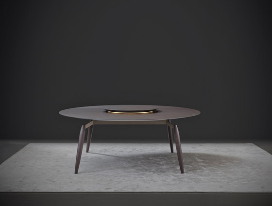 Tekton table by Flou | Dining tables