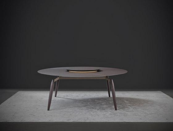 Tekton tavolo di Flou | Tavoli ristorante