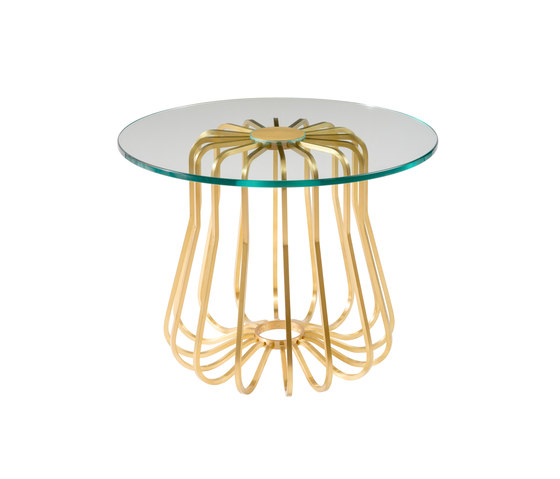 Rococo Side Tables by Martin Huxford Studio | Side tables
