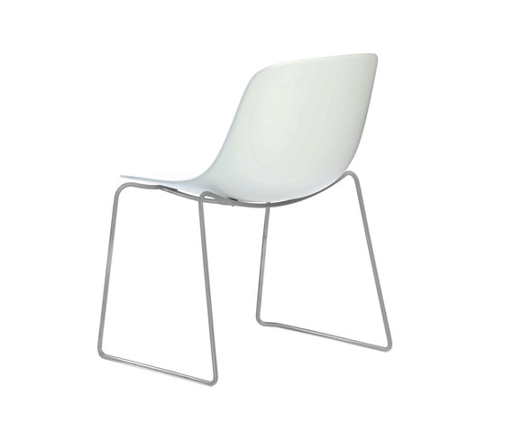 Pure Loop Binuance Maxi by Infiniti Design | Visitors chairs / Side chairs