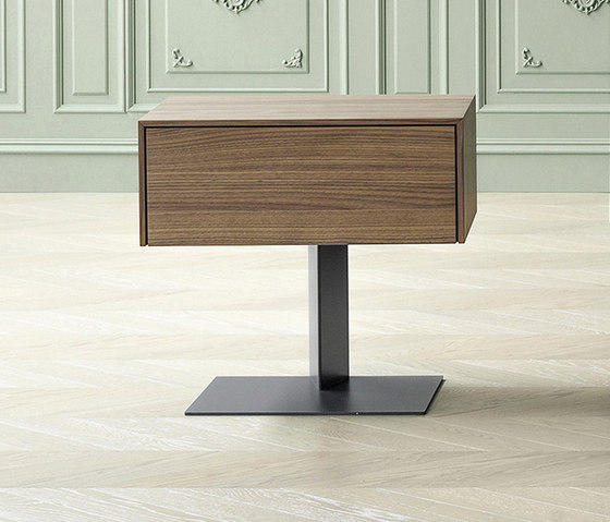 Wai and Gala | Bedside tables by Bonaldo | Night stands