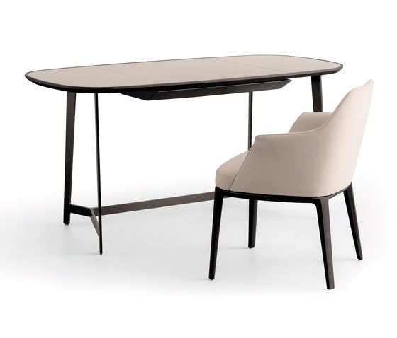 Mathieu by Poliform | Desks