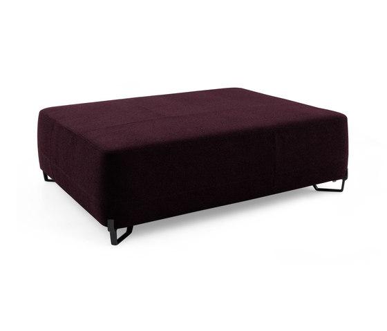 new york pouf poliform architonic. Black Bedroom Furniture Sets. Home Design Ideas