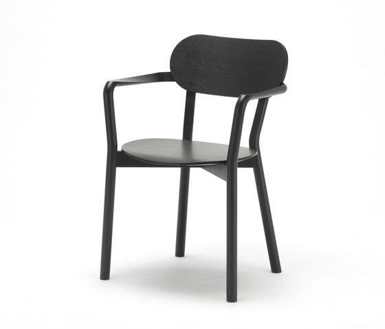 Castor Armchair Plus de Karimoku New Standard | Sillas