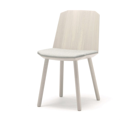 Colour Wood Chair by Karimoku New Standard | Chairs