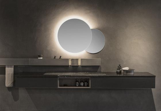 Eclissi by Agape | Bath mirrors