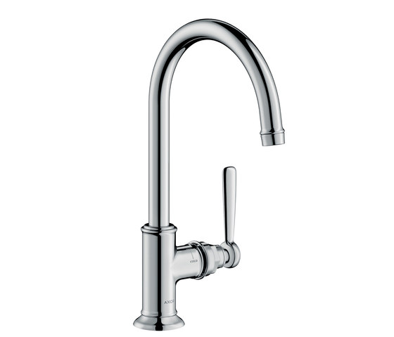 AXOR Montreux Single lever basin mixer 210 without pull-rod by AXOR | Wash basin taps