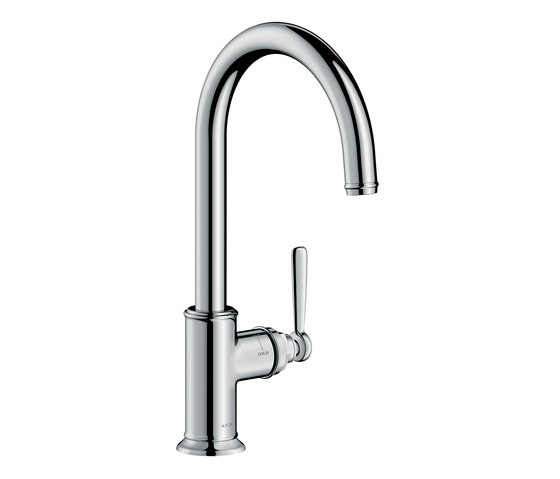 AXOR Montreux Single lever kitchen mixer by AXOR | Kitchen taps