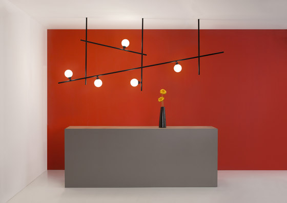 Freeline F44 by Fabbian | Lighting systems