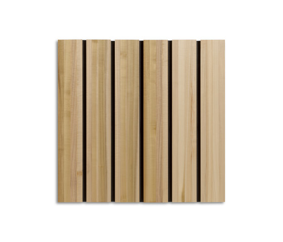 Ideawood | Slats Lamas di IDEATEC | Pannelli legno