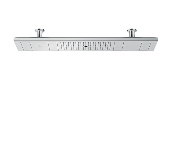 AXOR Shower Collection ShowerHeaven 1200 / 300 4jet with lighting 3700 K by AXOR | Shower controls